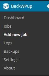 Backup para WordPress WP