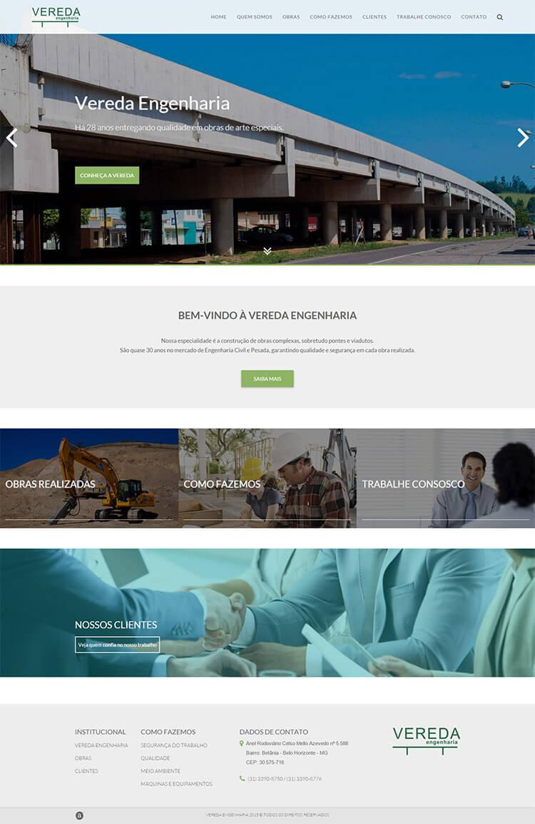 Vereda Engenharia Ltda Vereda Engenharia