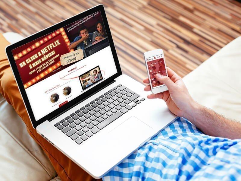 Click Telecom - Marketing Digital e Inbound Marketing em BH