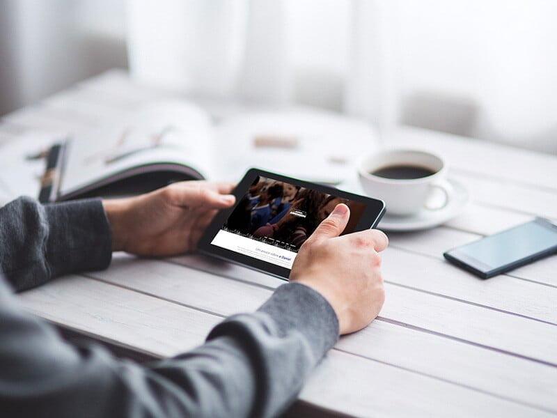 Criação de site Daniel Annenberg - Marketing Digital e Inbound Marketing em BH