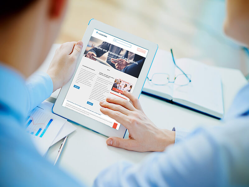 Fa Contábil - Marketing Digital e Inbound Marketing em BH
