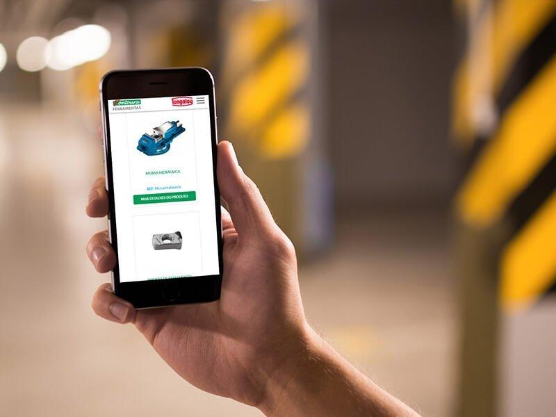 Loja virtual - Ecommerce - Fontoura Ferramentas - Marketing Digital e Inbound Marketing em BH