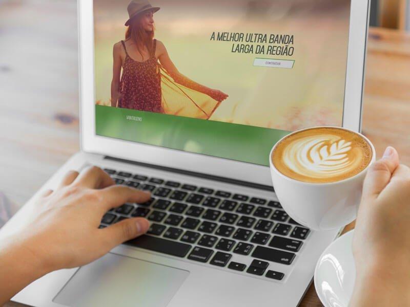 Maxxnet Telecom | site para provedores - Marketing Digital e Inbound Marketing em BH