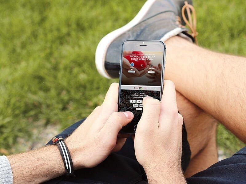 Torcedor Doador | Criação de sites responsivos - Marketing Digital e Inbound Marketing em BH