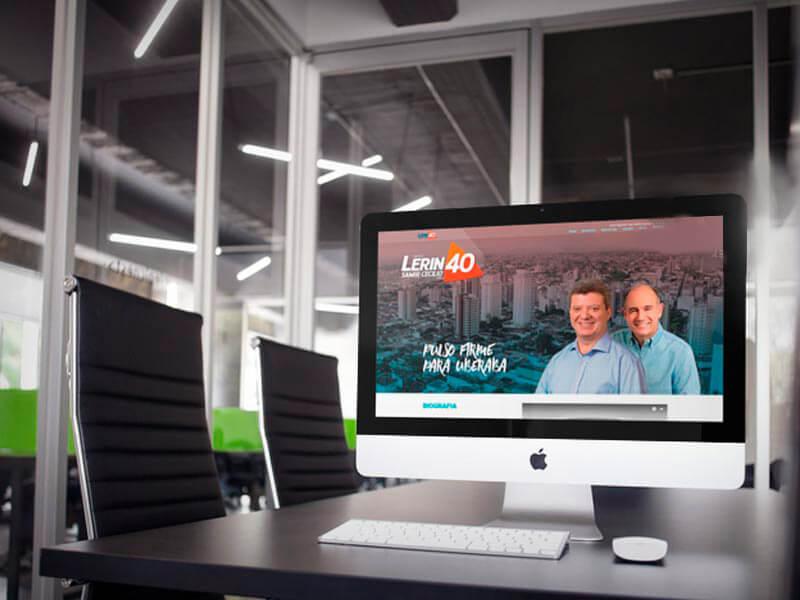 Lerin 40 - Marketing Digital e Inbound Marketing em BH
