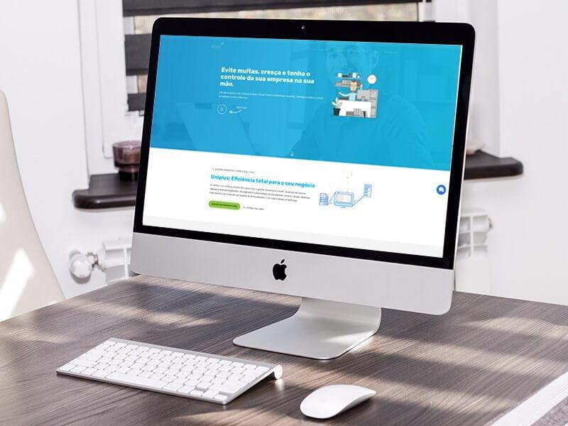 Mockup Rtek Gestão Inteligente - Marketing Digital e Inbound Marketing em BH