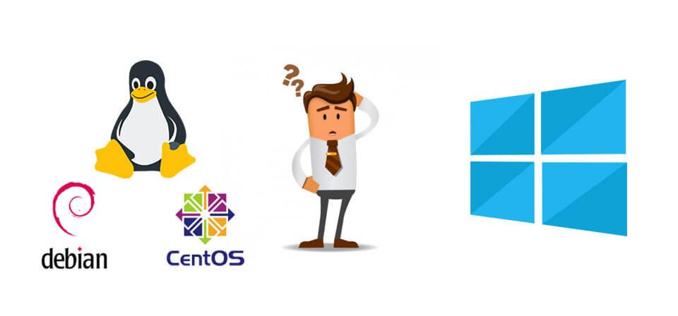 Linux ou Windows para sua Hospedagem de Site?