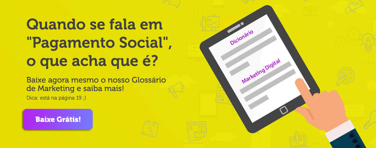Baixe grátis o Dicionário do Marketing Digital