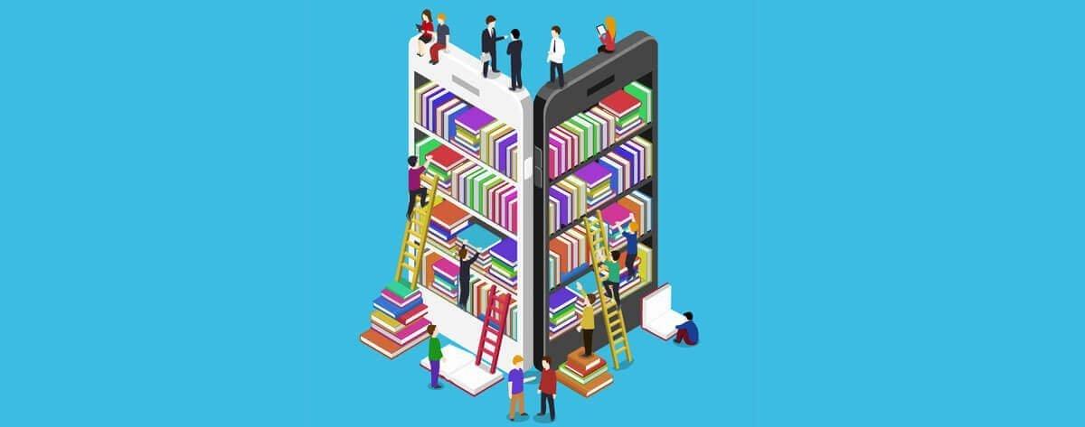 O que é e-book