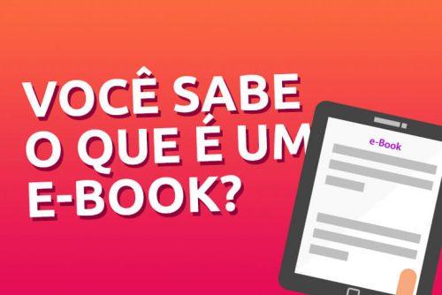 Materiais Ricos: o que é e-Book