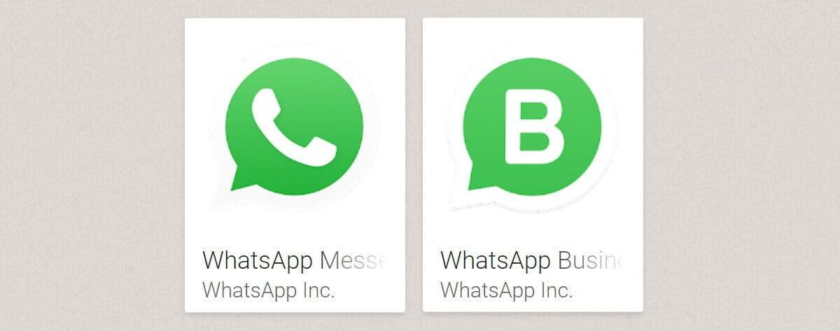 whatsapp business e whatsapp convencional