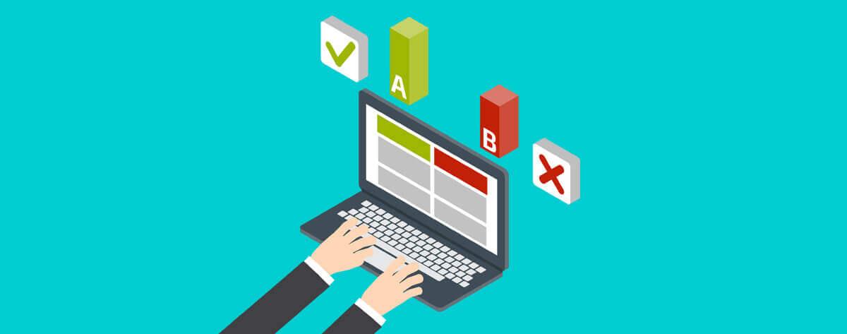 teste a b de assuntos para email marketing