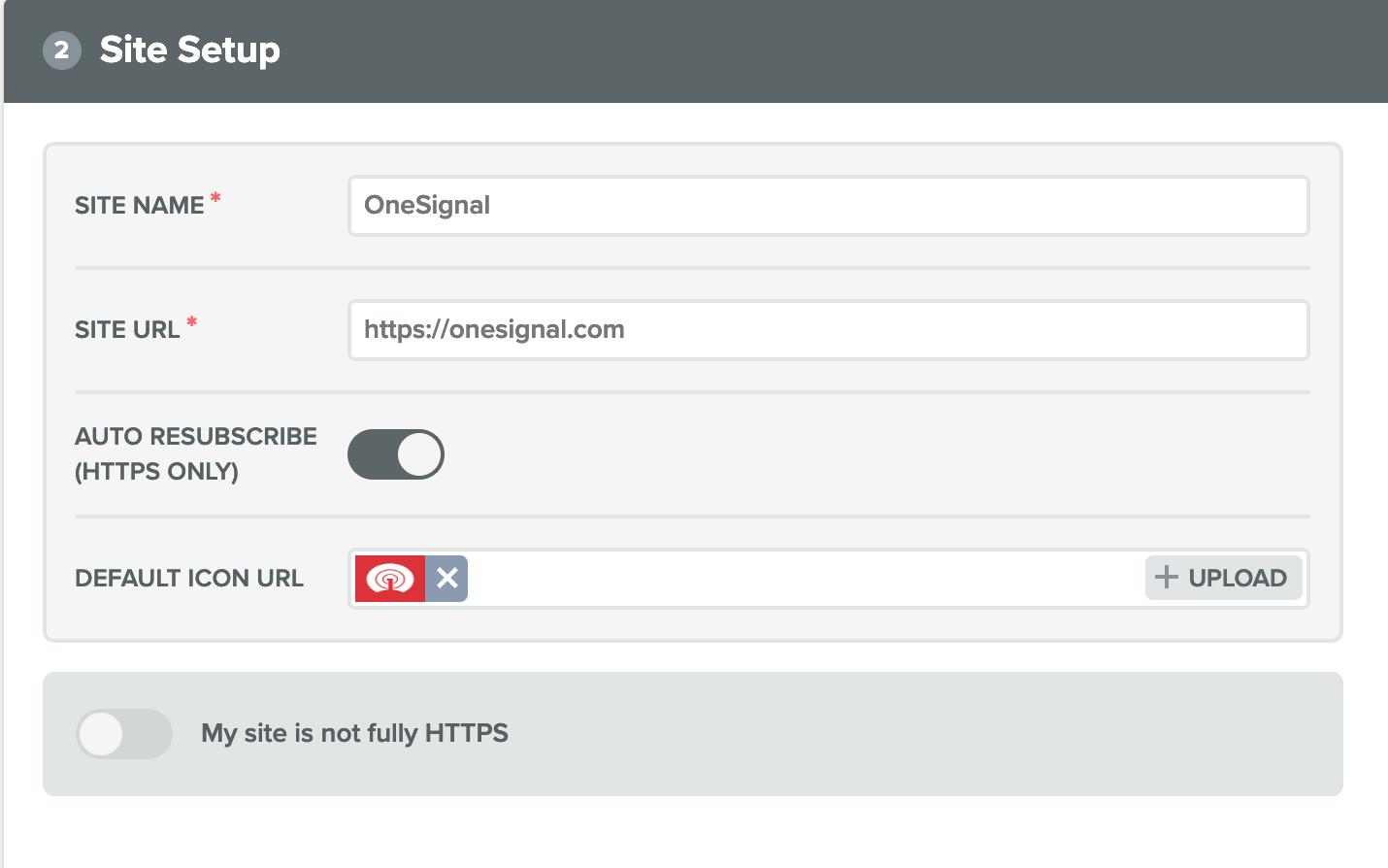 meu site não é totalmente https